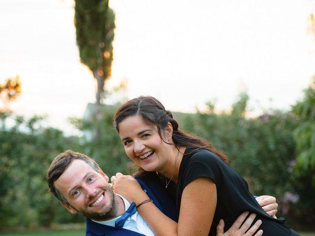 Le mariage de Simon et Fanny à Pollestres, Pyrénées-Orientales 107