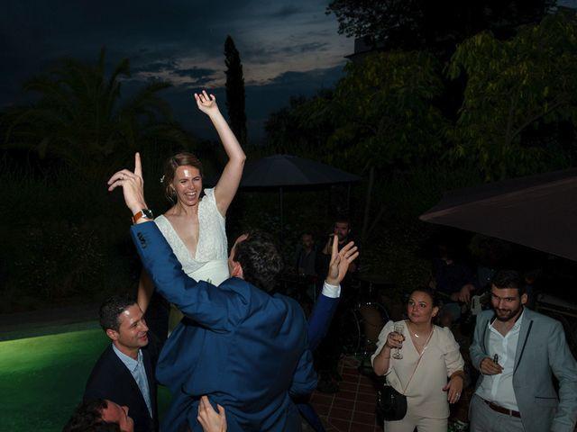 Le mariage de Simon et Fanny à Pollestres, Pyrénées-Orientales 111