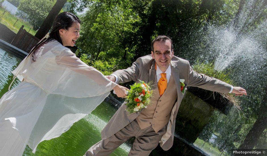 Le mariage de Nicolas et Mélanie à Paris, Paris