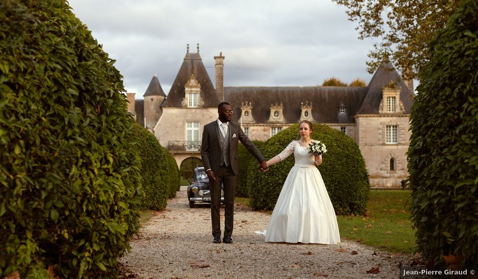 Le mariage de Ivan et Mélanie à Nevers, Nièvre