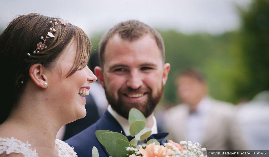 Le mariage de Aurélien et Fanny à Crotelles, Indre-et-Loire