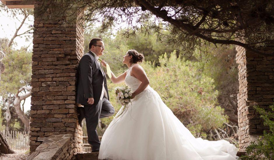 Le mariage de Vincent et Coraline à Sanary-sur-Mer, Var