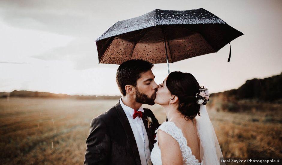 Le mariage de Enzo et Virginie à Lançon-Provence, Bouches-du-Rhône