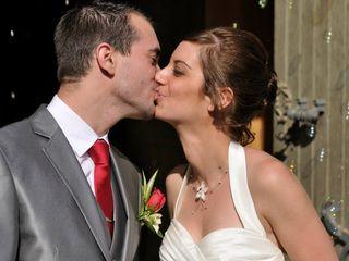 Le mariage de Cédric et Fanny