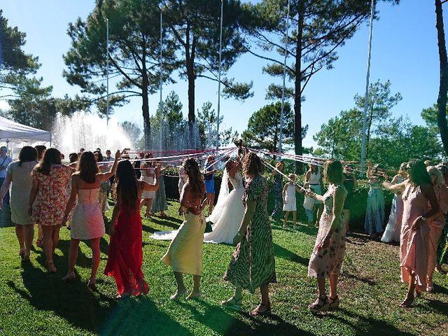 Le mariage de Arthur et Amandine à Gujan-Mestras, Gironde 6