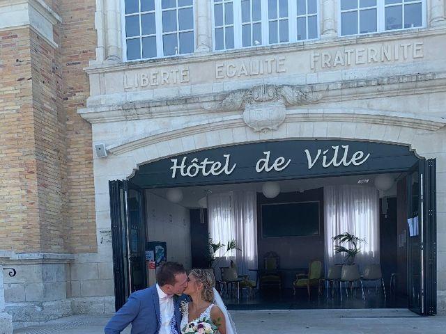 Le mariage de Arthur et Amandine à Gujan-Mestras, Gironde 7