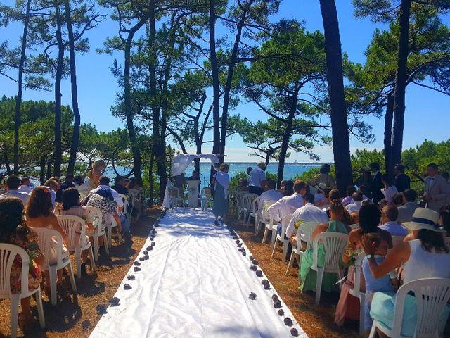 Le mariage de Arthur et Amandine à Gujan-Mestras, Gironde 12