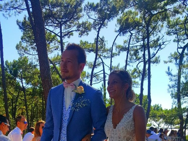 Le mariage de Arthur et Amandine à Gujan-Mestras, Gironde 14