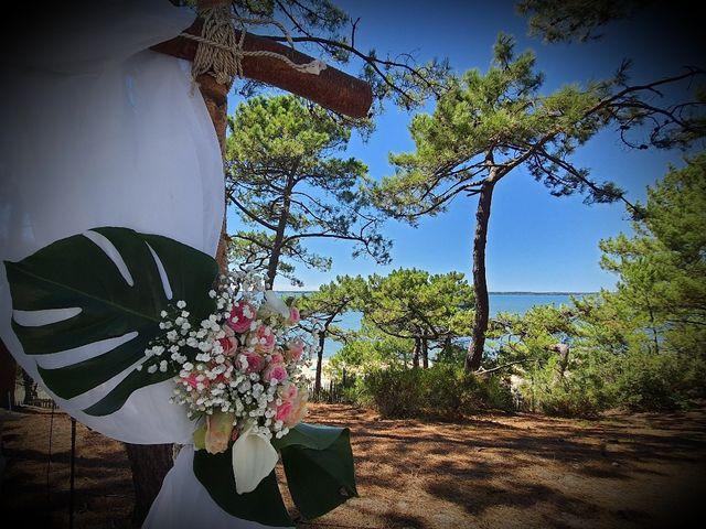 Le mariage de Arthur et Amandine à Gujan-Mestras, Gironde 15