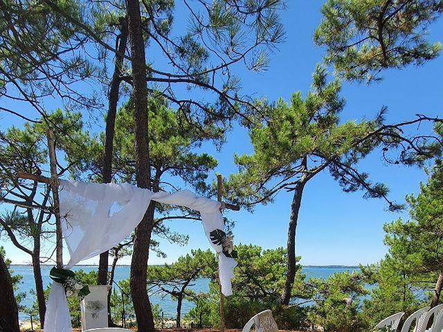 Le mariage de Arthur et Amandine à Gujan-Mestras, Gironde 16