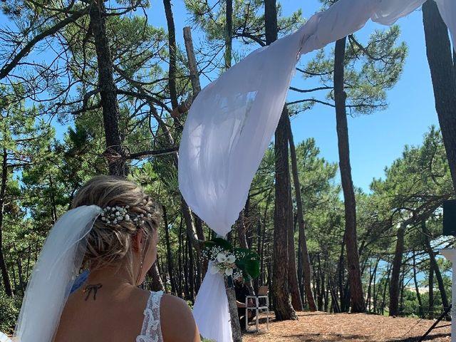 Le mariage de Arthur et Amandine à Gujan-Mestras, Gironde 20