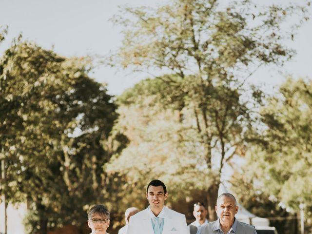 Le mariage de Sebastien et Virginie à Montferrand, Aude 5