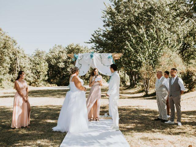 Le mariage de Sebastien et Virginie à Montferrand, Aude 7