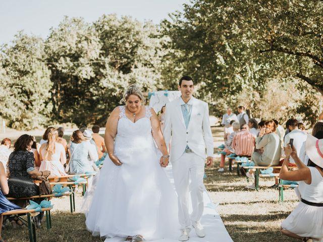 Le mariage de Sebastien et Virginie à Montferrand, Aude 20