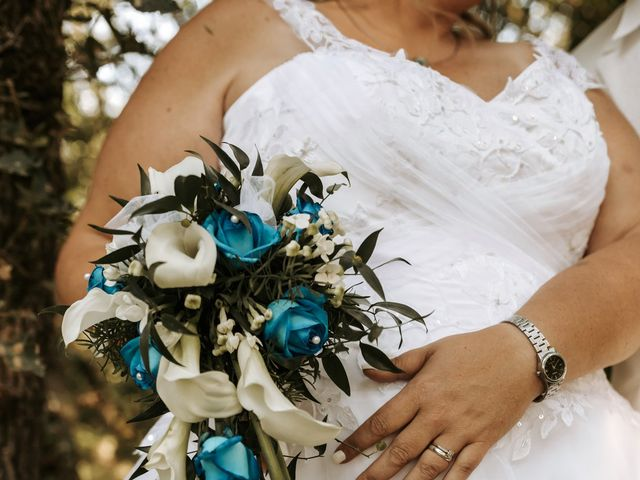 Le mariage de Sebastien et Virginie à Montferrand, Aude 22