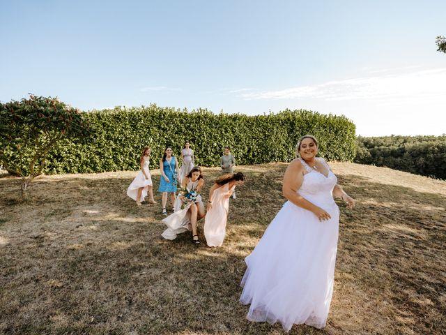 Le mariage de Sebastien et Virginie à Montferrand, Aude 30