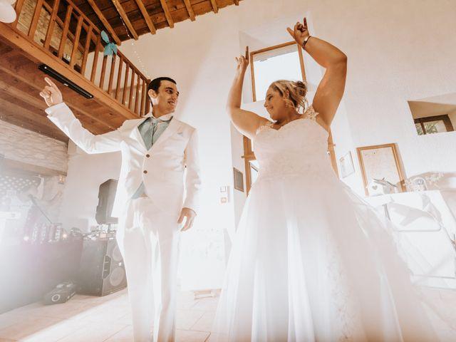 Le mariage de Sebastien et Virginie à Montferrand, Aude 42