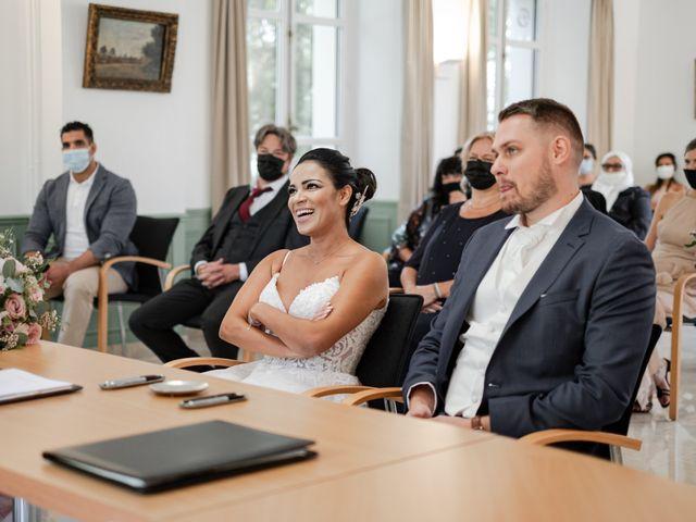 Le mariage de Anthony et Sabrina à Rungis, Val-de-Marne 14