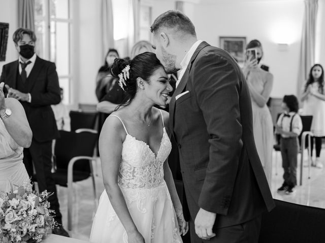 Le mariage de Anthony et Sabrina à Rungis, Val-de-Marne 16