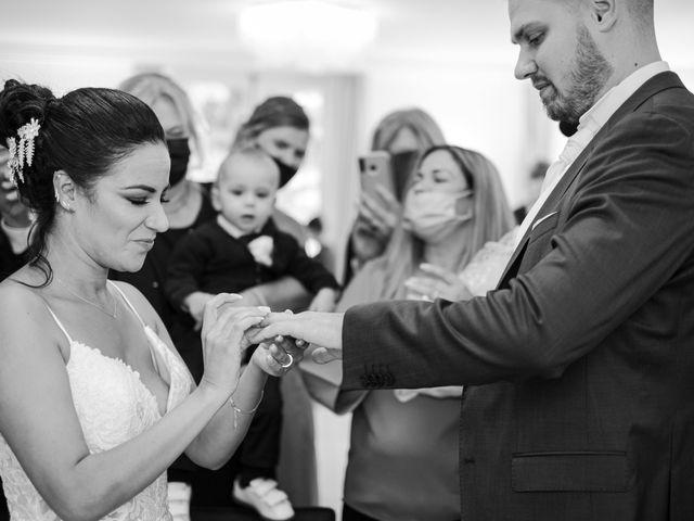 Le mariage de Anthony et Sabrina à Rungis, Val-de-Marne 17