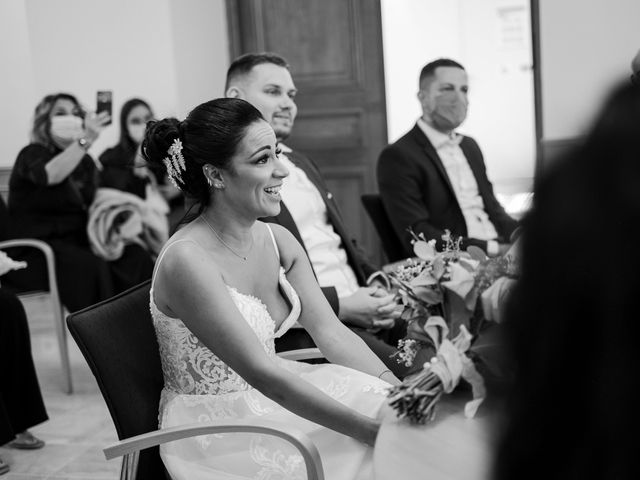 Le mariage de Anthony et Sabrina à Rungis, Val-de-Marne 19