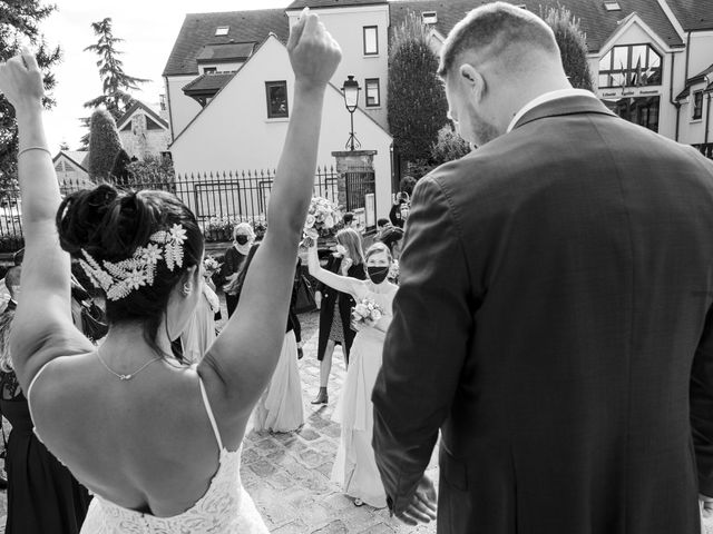 Le mariage de Anthony et Sabrina à Rungis, Val-de-Marne 22