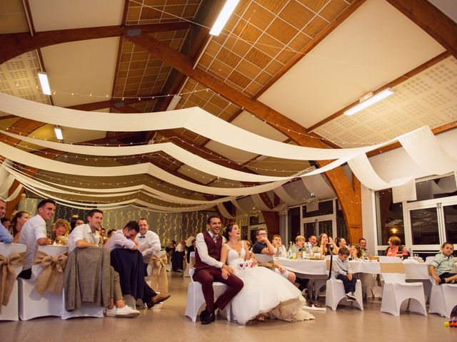 Le mariage de Sébastien et Stéphanie à Lupstein, Bas Rhin 20