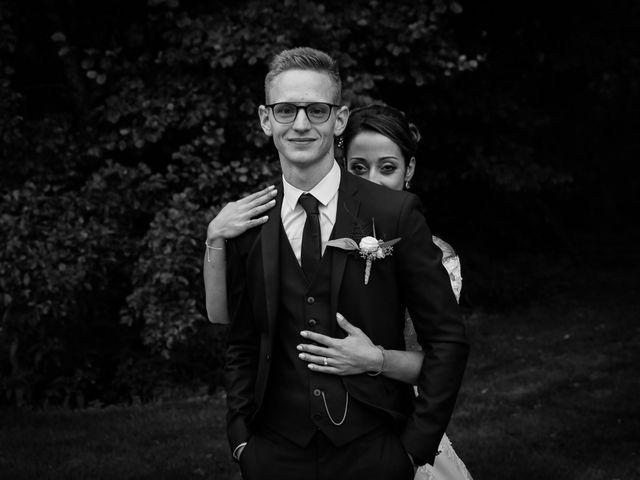 Le mariage de Alexandre et Marie-Ange à Granges-le-Bourg, Haute-Saône 35