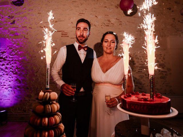Le mariage de CLÉMENT et CAMILLE à Fauguerolles, Lot-et-Garonne 38