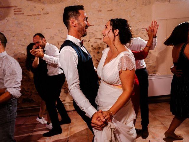Le mariage de CLÉMENT et CAMILLE à Fauguerolles, Lot-et-Garonne 44