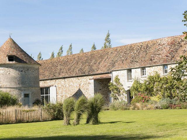Le mariage de Yann et Margarete à Lommoye, Yvelines 2