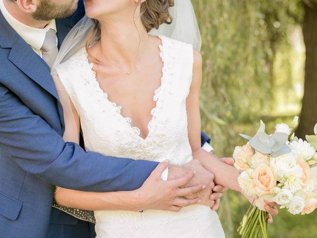 Le mariage de Yann et Margarete à Lommoye, Yvelines 1