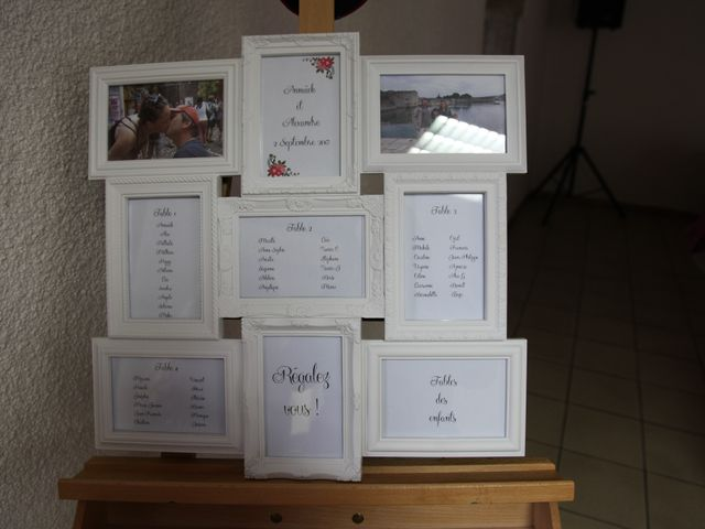Le mariage de Alex et Annaïck à Busy, Doubs 6