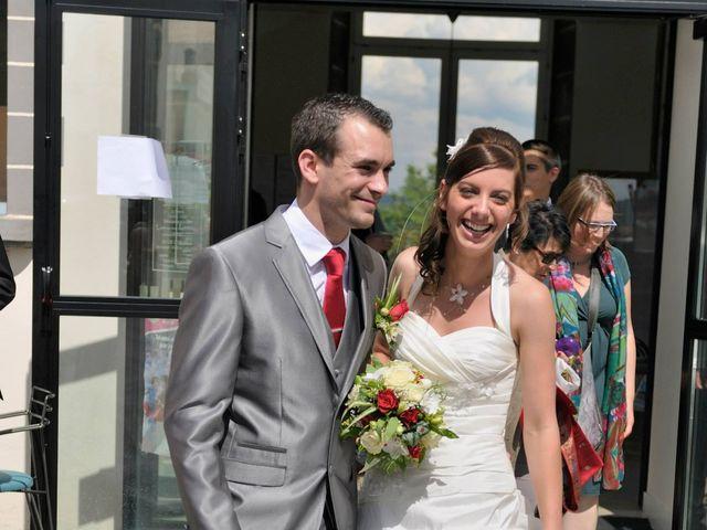 Le mariage de Fanny et Cédric à Cournon-d'Auvergne, Puy-de-Dôme 1