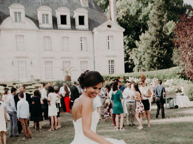 Le mariage de Fabrice et Maud à Saint-Michel-sur-Loire, Indre-et-Loire 3