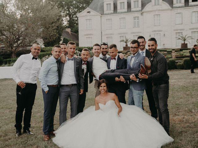 Le mariage de Fabrice et Maud à Saint-Michel-sur-Loire, Indre-et-Loire 11