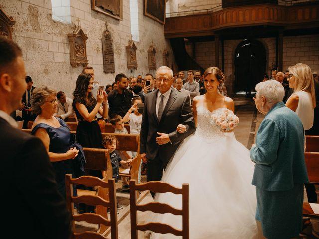 Le mariage de Fabrice et Maud à Saint-Michel-sur-Loire, Indre-et-Loire 28