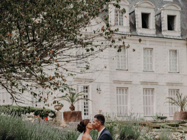 Le mariage de Fabrice et Maud à Saint-Michel-sur-Loire, Indre-et-Loire 36