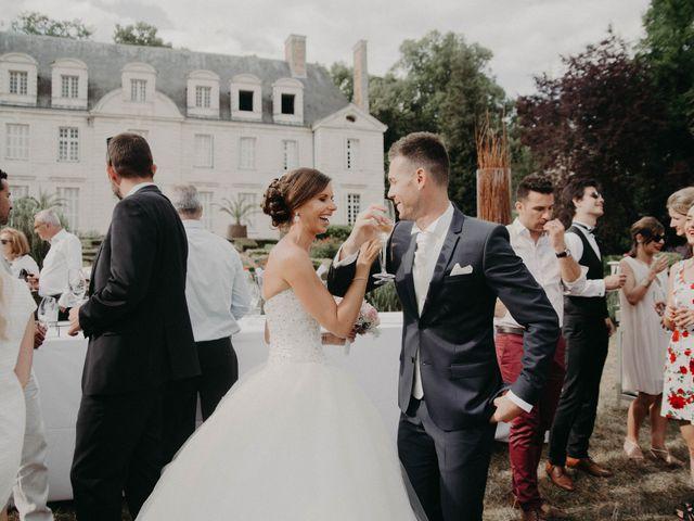 Le mariage de Fabrice et Maud à Saint-Michel-sur-Loire, Indre-et-Loire 42
