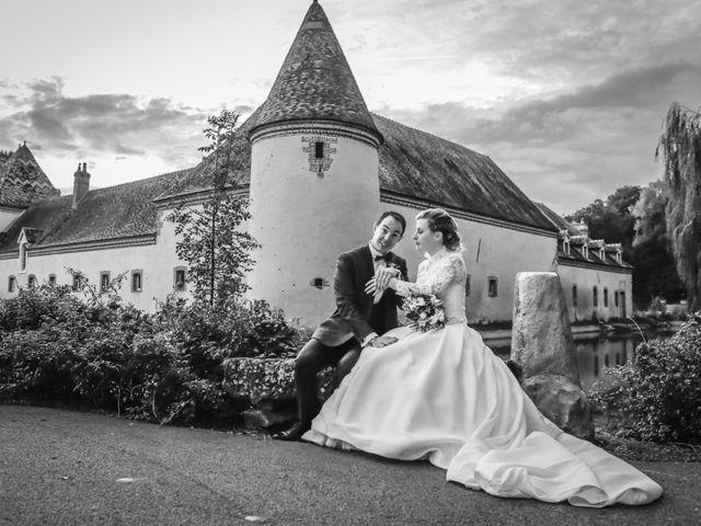 Le mariage de Arnaud et Elisabeth à Chevillon, Yonne 1