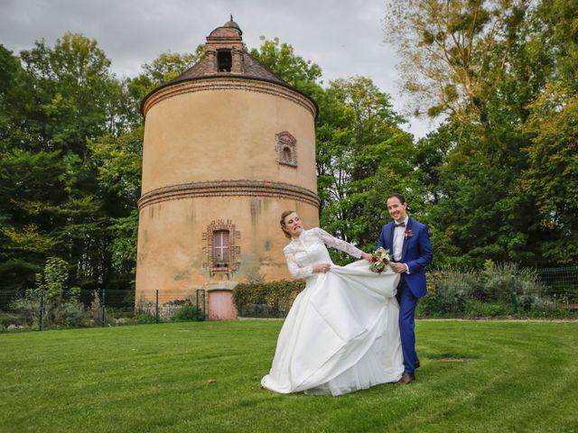 Le mariage de Arnaud et Elisabeth à Chevillon, Yonne 10