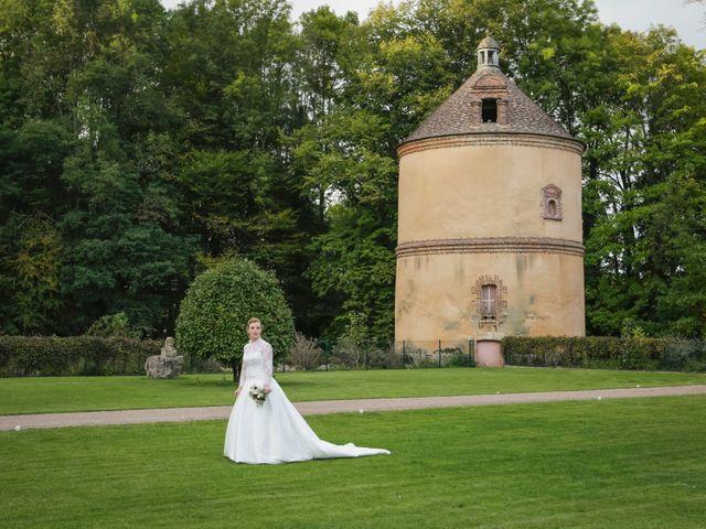 Le mariage de Arnaud et Elisabeth à Chevillon, Yonne 12