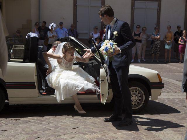 Le mariage de Florent et Céline à Colmar, Haut Rhin 2
