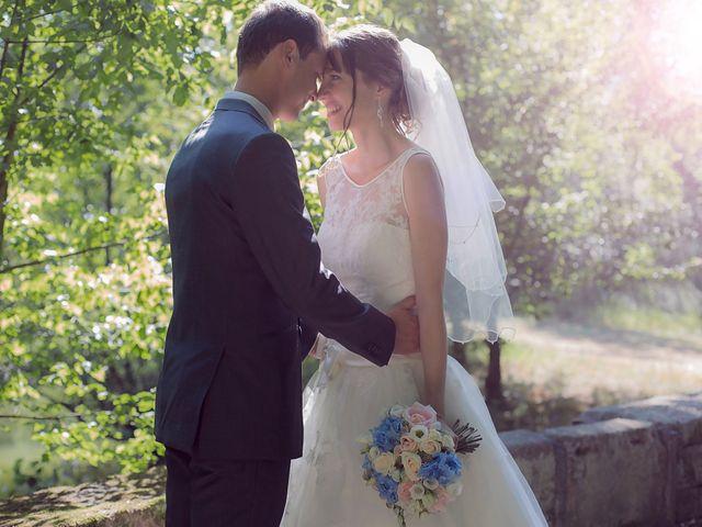 Le mariage de Florent et Céline à Colmar, Haut Rhin 4