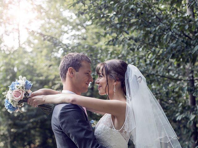 Le mariage de Céline et Florent