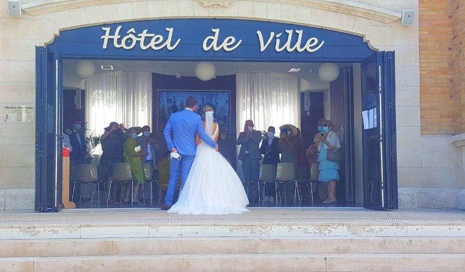 Le mariage de Arthur et Amandine à Gujan-Mestras, Gironde