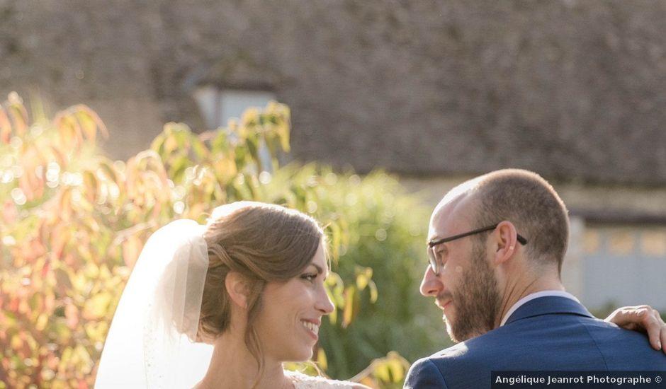 Le mariage de Yann et Margarete à Lommoye, Yvelines