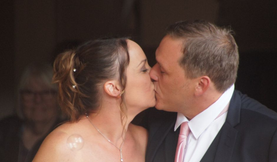 Le mariage de Alex et Annaïck à Busy, Doubs
