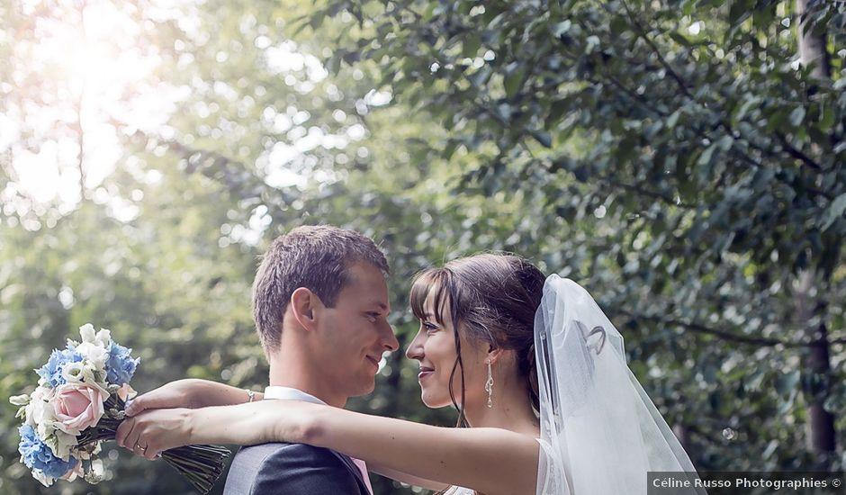 Le mariage de Florent et Céline à Colmar, Haut Rhin