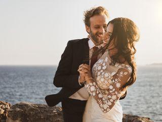 Le mariage de Martin et Laura